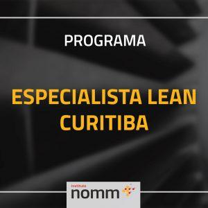 Especialista Lean - Curtiba