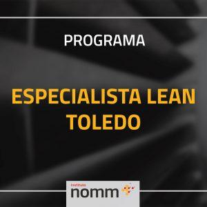 Especialista Lean - Toledo