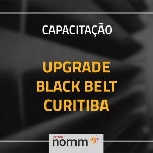 Upgrade Black Belt - Curitiba