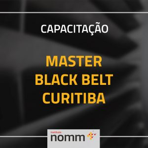 Master Black Belt - Curitiba